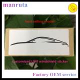 UHF windshield tag for Vehicle